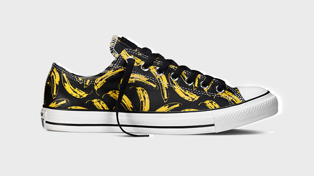 These New Converse Sneakers Will Make You Go, Erm, Bananas
