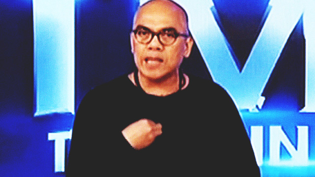 Oh Snap: Boy Abunda Goes On Beast Mode, Fires Back At Manny Pacquiao