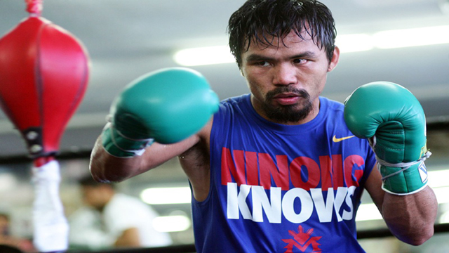 Pacquiao Loses Nike Endorsement After Anti-Gay Comments