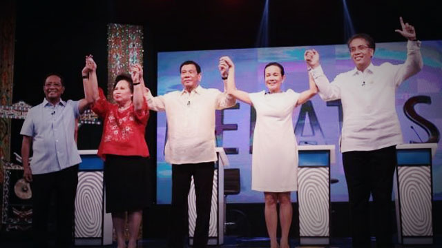The Best Quotes From PiliPinas Debates 2016