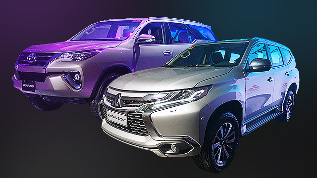 POLL: All-New Mitsubishi Montero Or All-New Toyota Fortuner?