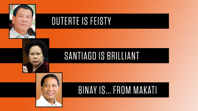Pardon Our Snickering, Vice President Binay—Your Trolls Are The Funniest