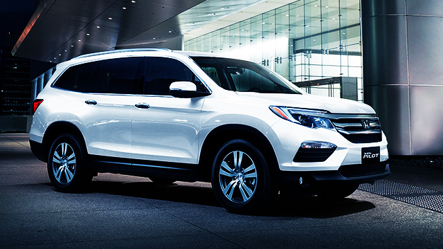 Here's A Rundown Of The Top-Class Specs Of The All-New Honda Pilot