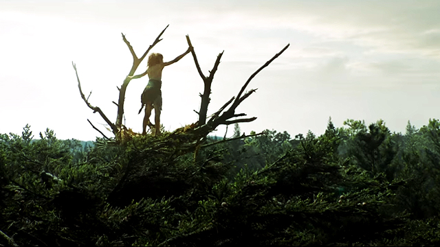 The Trailer For 'Pete's Dragon' Doesn't Need A Long Dragon Exposure To Be Epic