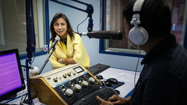Leni To Bongbong: 'We Can't Move On From Martial Law Without Apology'
