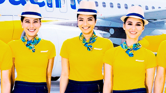 Here Are The Official Photos Of Cebu Pacific's New Flight Attendant Uniforms