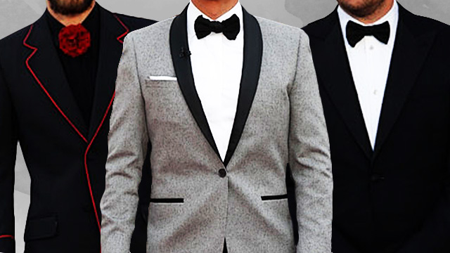 The 5 Best Dressed Men At The 2016 Oscars