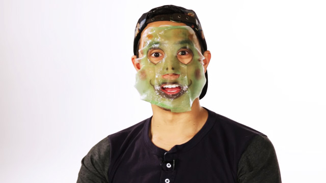 WATCH: Americans Try Korean Face Masks...And The Results Are Hilarious!