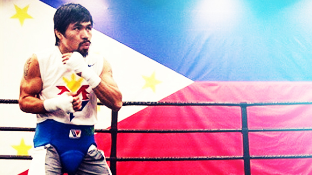 Manny Pacquiao 'Would Do Everything' If Asked To Join Rio Olympics
