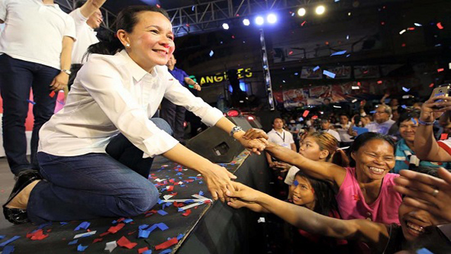 Supreme Court Allows Grace Poe To Run For Presidency