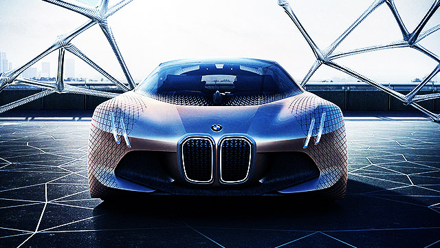 This Is How We'll Be Driving In The Future According To BMW