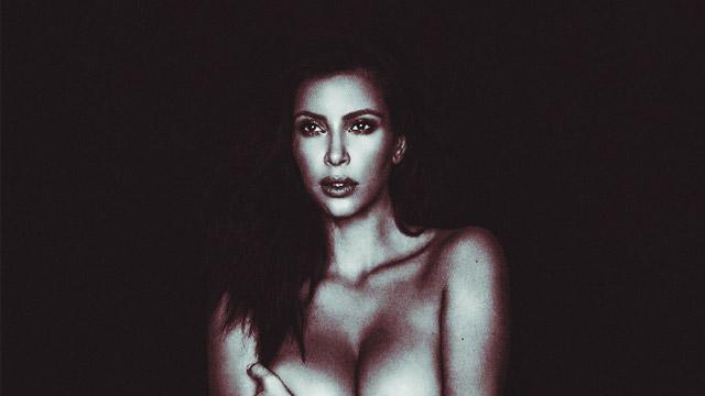 Kim Kardashian's Explanation For Her Nude Selfies Actually Makes Sense