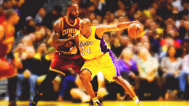 Kobe Vs. LeBron: An NBA Matchup Like No Other