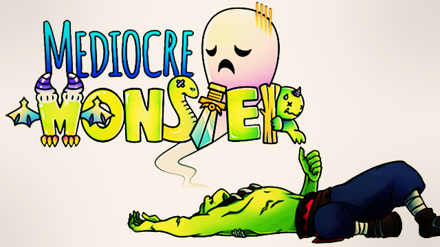 What You Should Know About The Pinoy-Made RPG, 'Mediocre Monster'