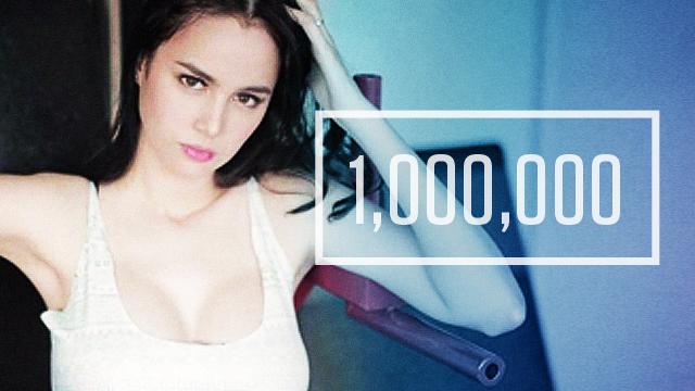 Kim Domingo Breaches 1 Million Facebook Followers