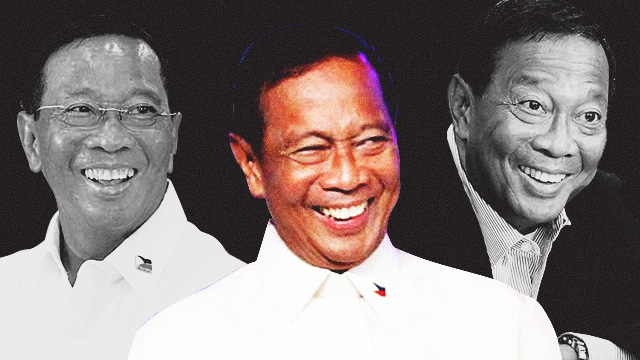 Someone Please Tell VP Binay To Stop Smiling Like This
