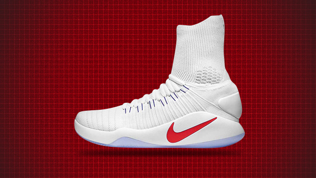 The Hyperdunk 2016 Proves That Sock-Like Kicks Are The Future