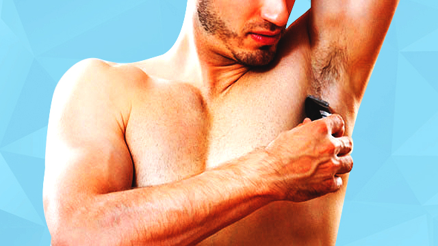 A Compelling Reason Why Men Should Shave Their Armpits
