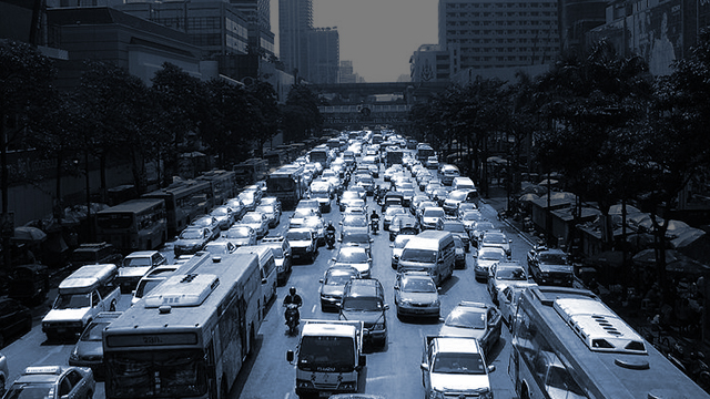 Traffic Jams Could Raise Your Risk Of Diabetes