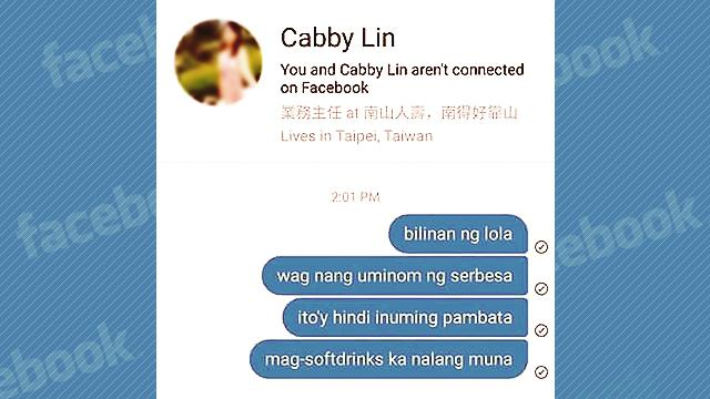 VIRAL: Filipinos Sending Messages To People With Funny Names