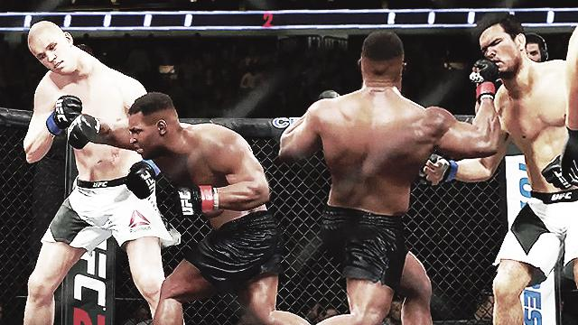 WATCH: Mike Tyson Knocking Everyone Out In 'UFC 2'