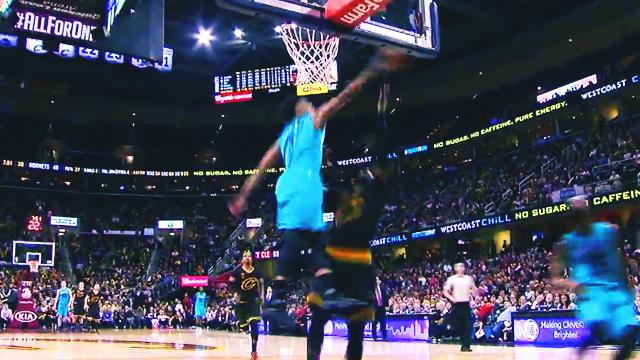 LeBron James, King Of Chase-Down Blocks, Just Got Chase-Down Blocked