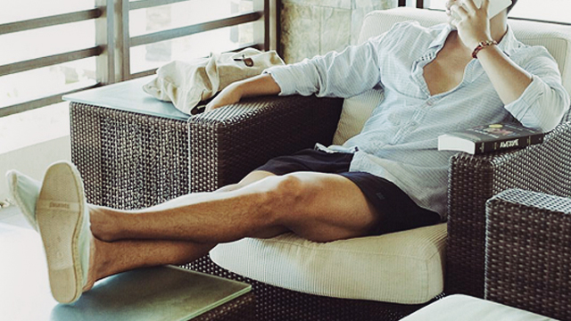 A Guy's Short Guide To Pulling Off Short Shorts