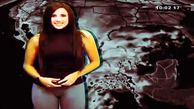 Another Weather Girl, Another Wardrobe Malfunction