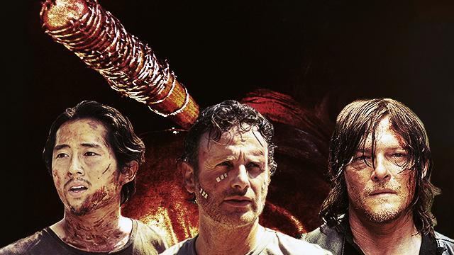 Who Did Negan Bludgeon To Death In 'The Walking Dead' Season 6 Finale?