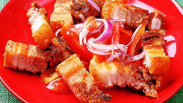 FHM's Weekend Cooking Challenge: Trellis' Crackling Liempo