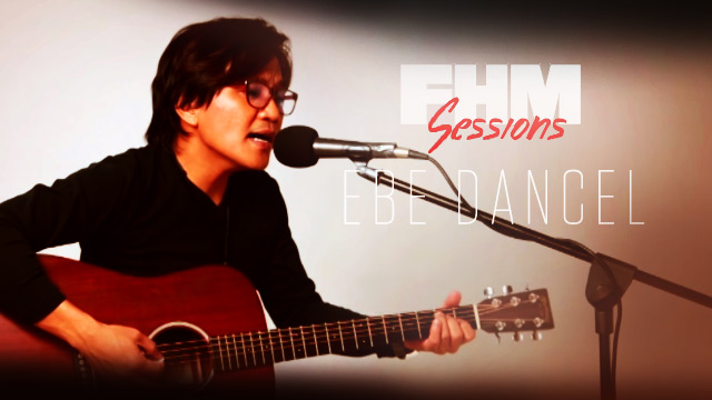 FHM Sessions Volume 2: Ebe Dancel's Ode To The 'Lakambini Ng Katipunan'