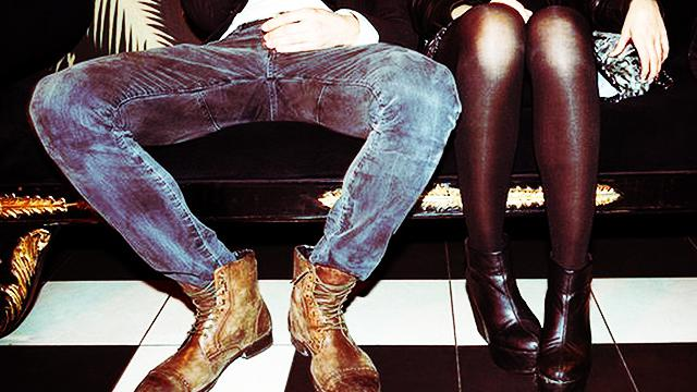 STUDY: Manspreading Can Get You More Dates