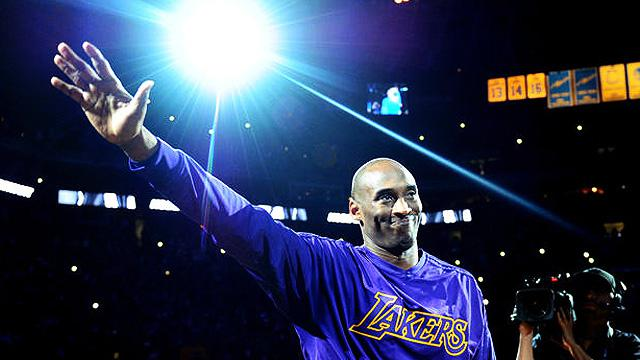 Kobe Bryant's Greatest NBA Moments On The Road