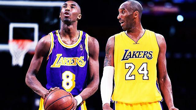 Kobe Vs. Kobe