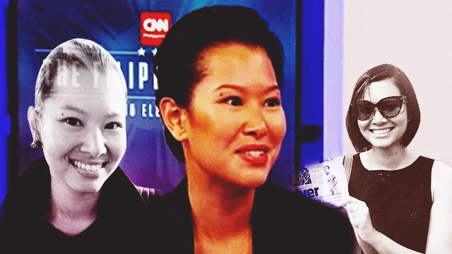 More On That Pretty Panelist At The VP PiliPinas Debate