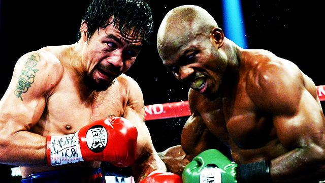 The Swan Song Of Manny Pacquiao