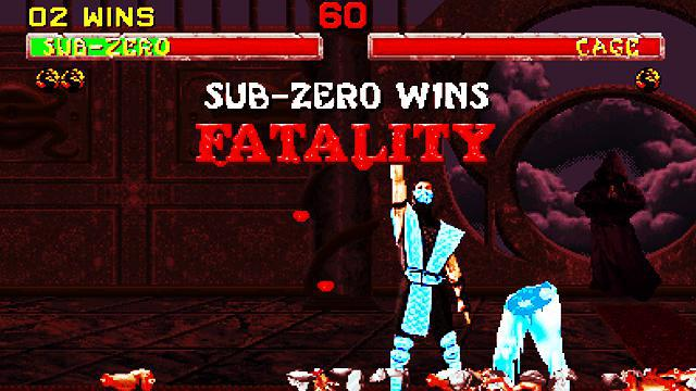 WATCH: Every Mortal Kombat Fatality Ever