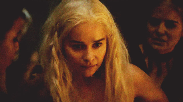 WATCH: Daenerys Gets Stripped In Second Trailer For 'Game Of Thrones' Season 6