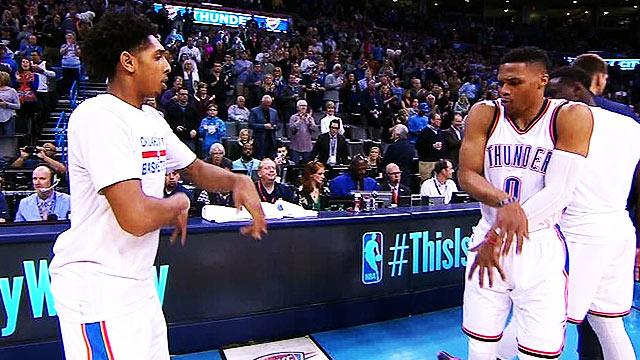 Top 10 Best NBA Pre-Game Handshake Routines