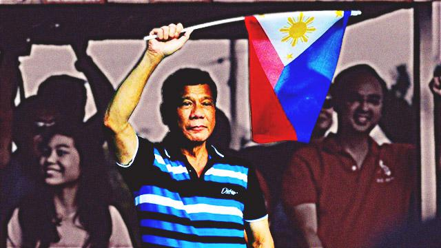 Duterte Maintains Lead In Latest Pulse Asia Survey