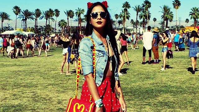 Kendall, Maxene, And 8 More Women Who Killed It At Coachella