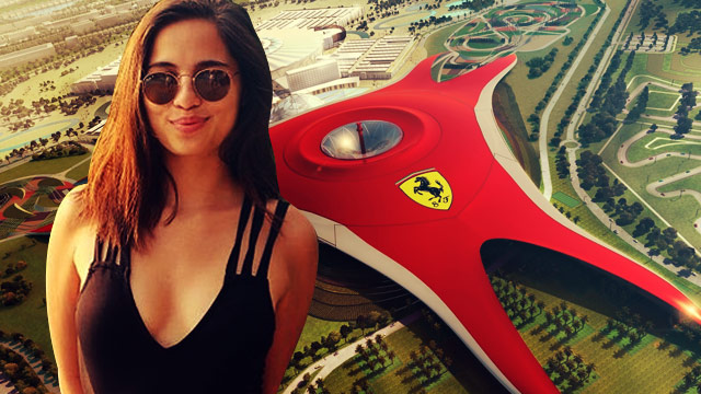 Jasmine Curtis' Black Swimsuit, More Ferrari Theme Parks, And 13 Other Things A Man Must Know This Week!