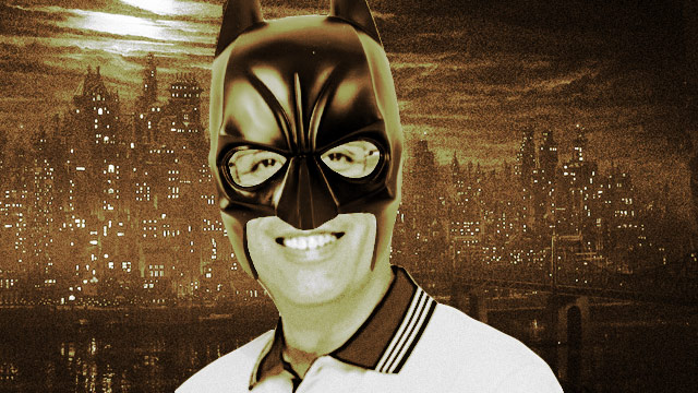 'I Am Batmar': Mar Roxas Is Literally Batman In Redubbed Clip