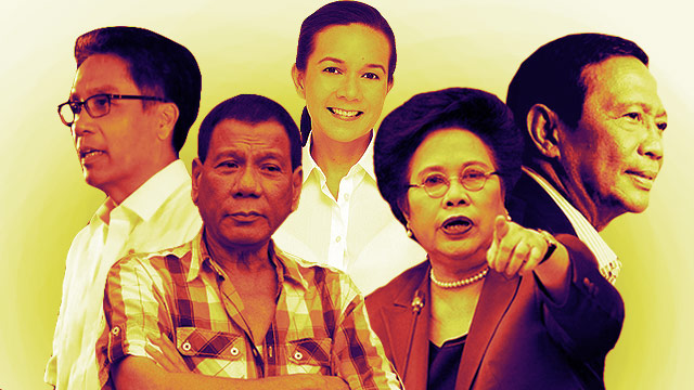 Promises, Promises At The Final PiliPinas Debate