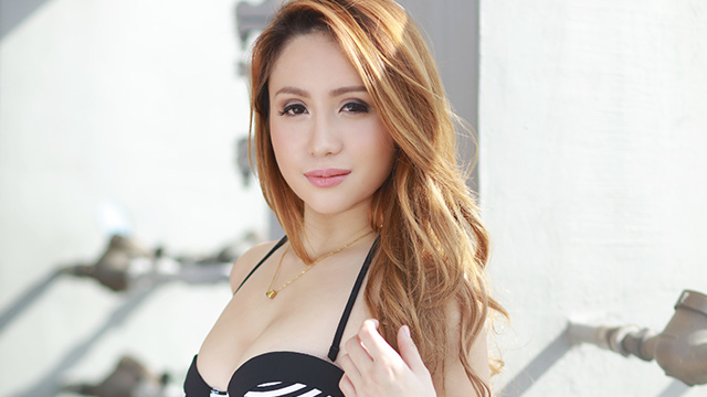 Sofia Miguel - FHM #NewCrush April 2016