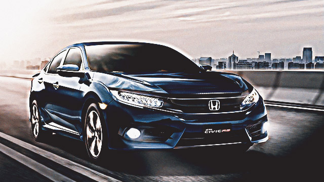 Get A Taste Of The All-New Honda Civic Here