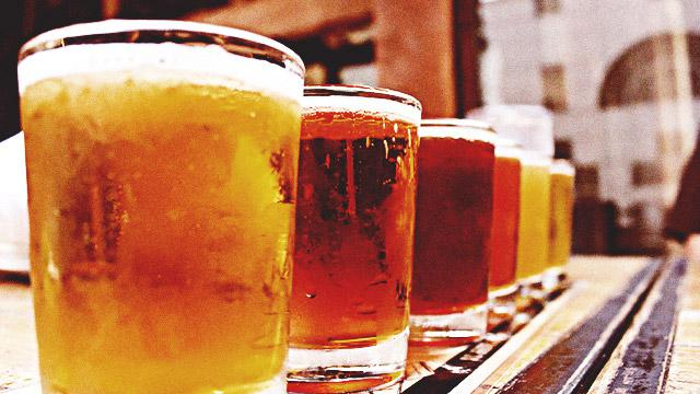 Which Craft Beer Goes Well With Your Favorite Bar Chow