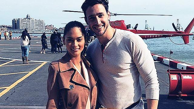 Dr. Mike Took Pia Wurtzbach On A Chopper Date, And We're Jealous As F*ck