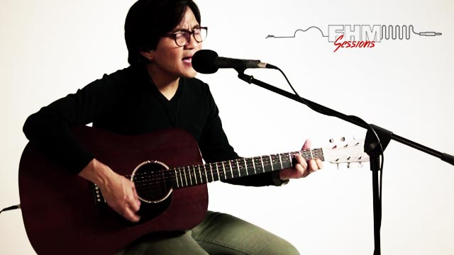 FHM Sessions Volume 2: Ebe Serenades Us One Last Time With 'Bawat Daan'