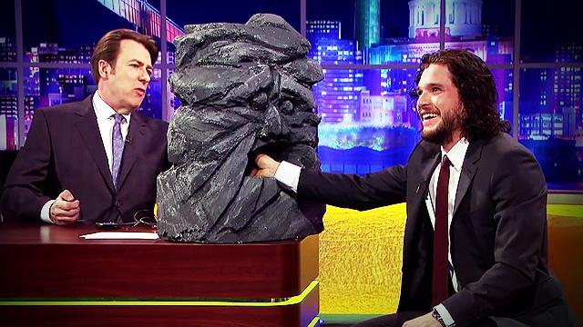 WATCH: Kit Harington Will Protect Jon Snow's Secrets At All Costs